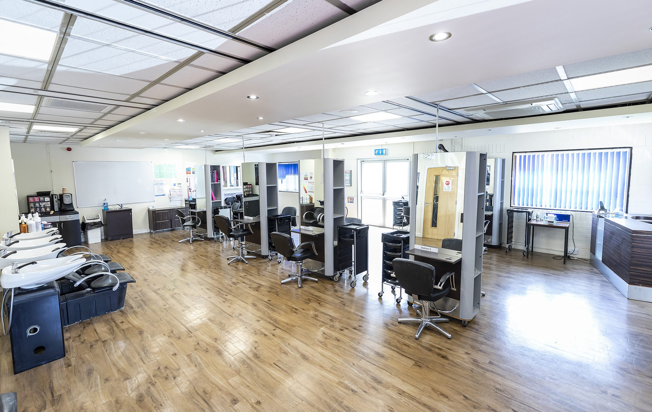 Elements Hair Salon at Andover College