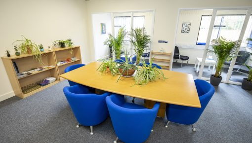 Wellbeing Hub at Andover College