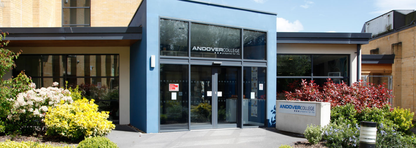 Andover college Campus
