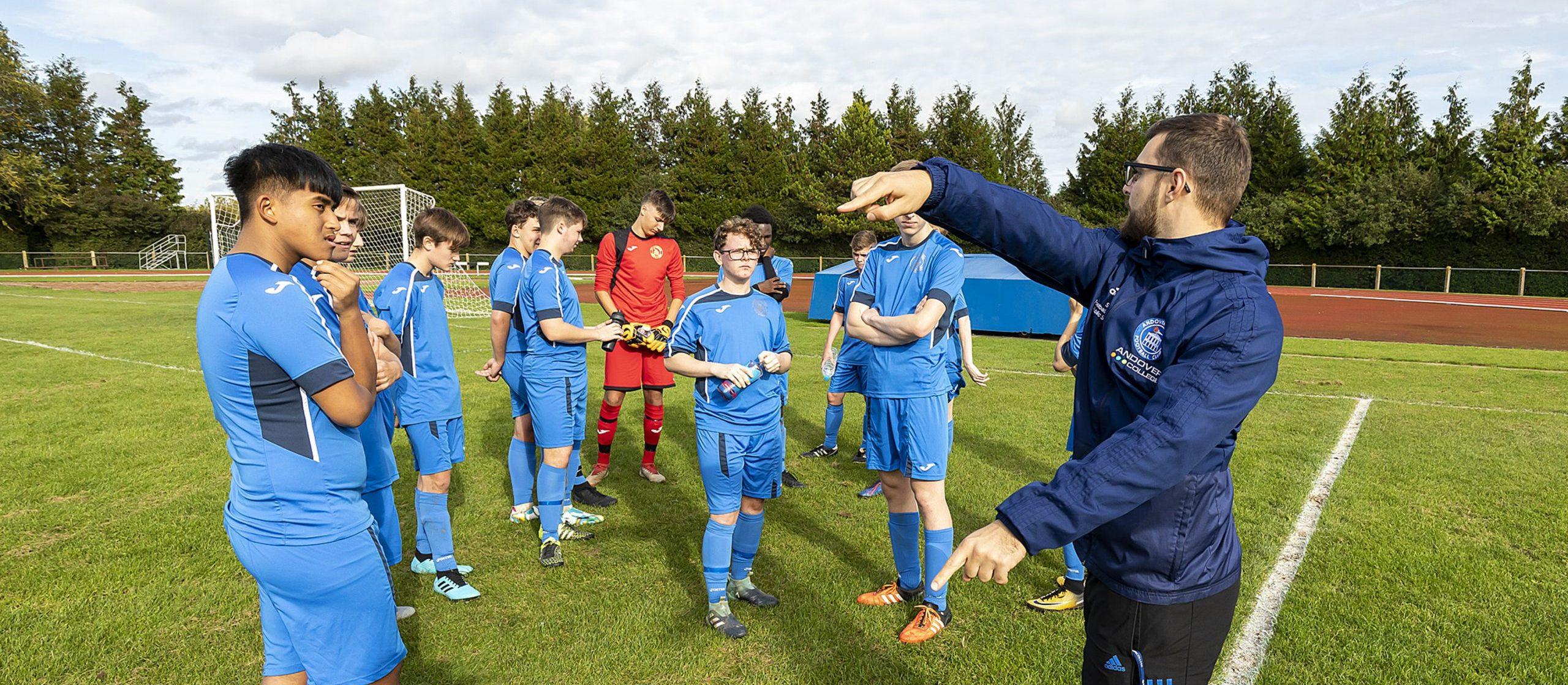 Andover Football Academy Coaching